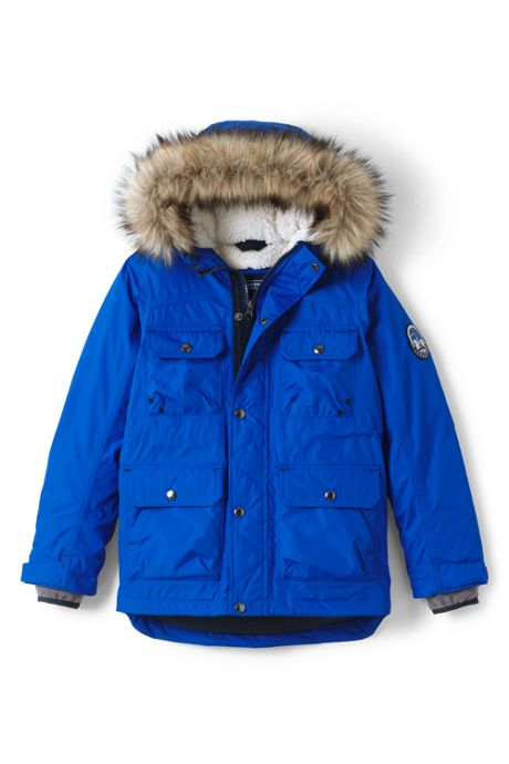 Boys Expedition Down Winter Parka