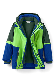 Boys' Stormer 3 in 1 Parka