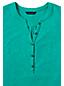 La Tunique Henley Sans Manches Femme, Stature Standard