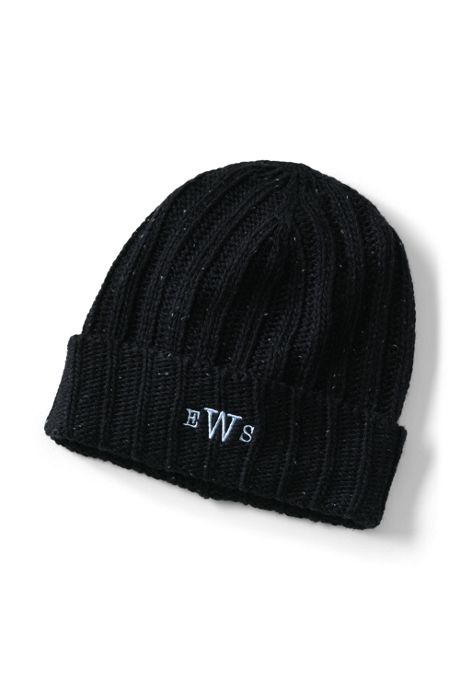 Men's Rib Knit Hat