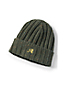 Men's Ribbed Beanie Hat