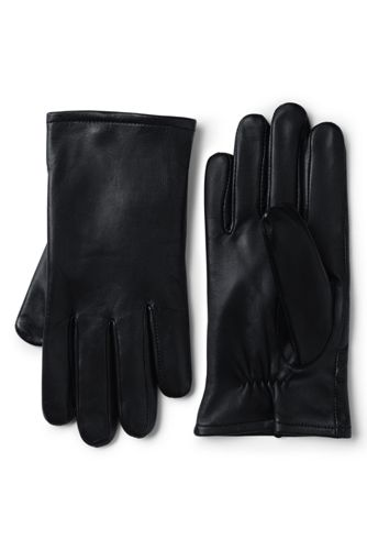 Easy Touch Leder-Handschuhe für Herren