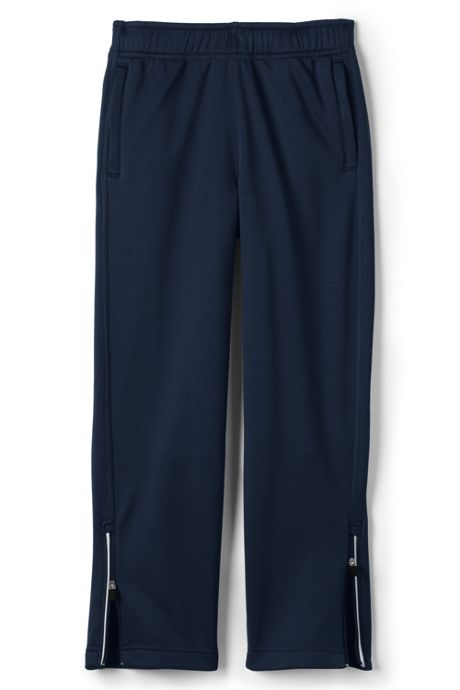 School Uniform Little Boys Active Track Pants
