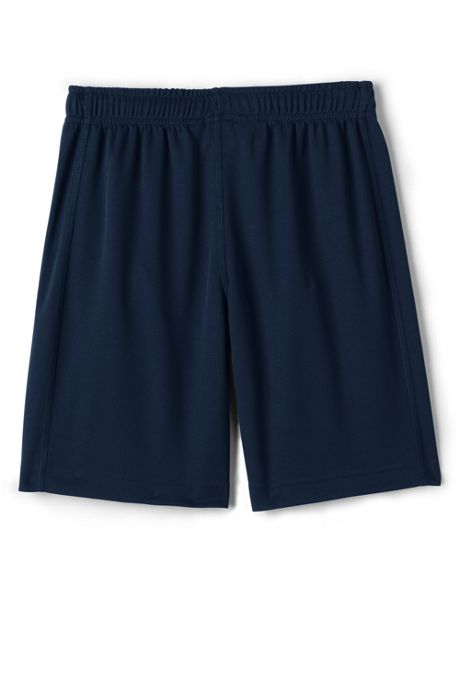School Uniform Boys Mesh Shorts