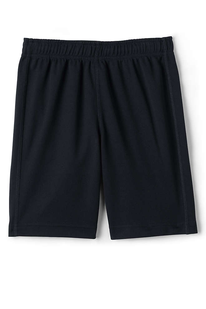 Toddler Boys Mesh Gym Shorts, Front