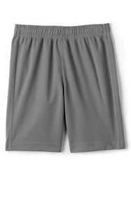 School Uniform Little Boys Mesh Gym Shorts