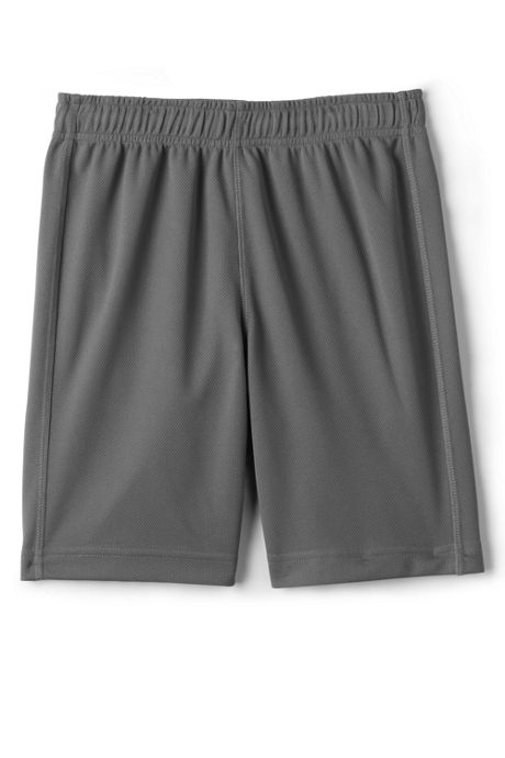 Little Boys Mesh Gym Shorts
