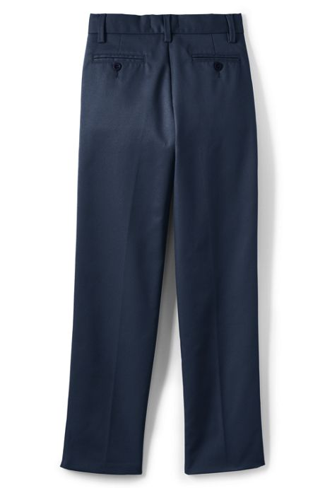 Little Boys Lands' End Iron Knee Perfect Chino Pants