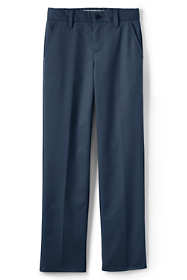 School Uniform Boys Lands' End Perfect Chino Pant