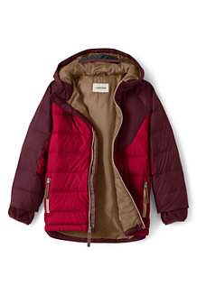 Boys' Down Parka