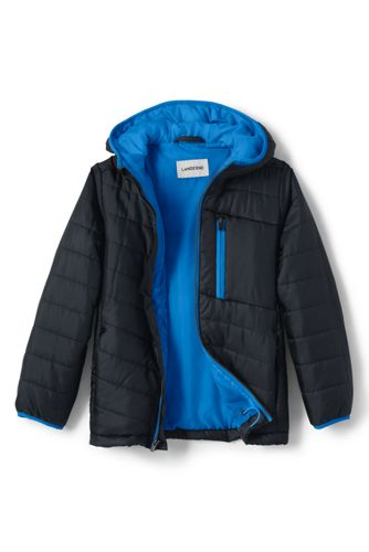 Little Boys' Packable PrimaLoft® Jacket