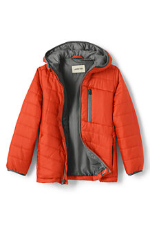 Boys' Packable PrimaLoft® Jacket
