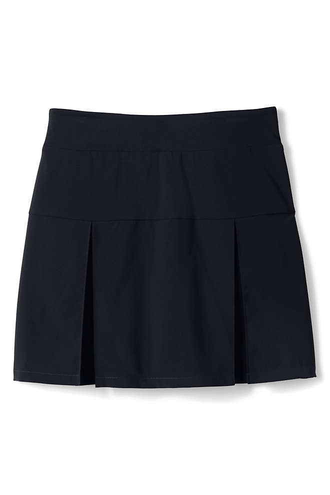 School Uniform Girls Active Skort, Front
