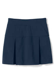 School Uniform Little Girls Active Skort