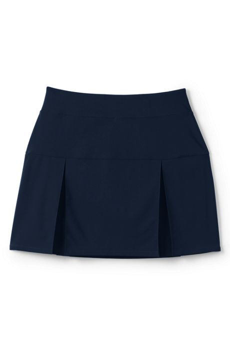 School Uniform Women's Active Skort