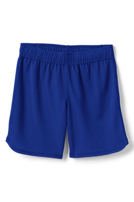 School Uniform Girls Mesh Shorts