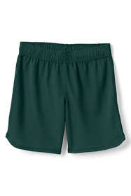 Little Girls Mesh Shorts