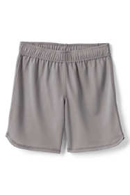School Uniform Little Girls Mesh Gym Shorts