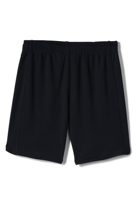 Little Girls Mesh Gym Shorts
