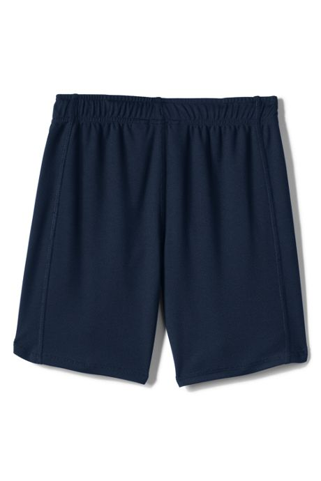 Toddler Girls Mesh Gym Shorts