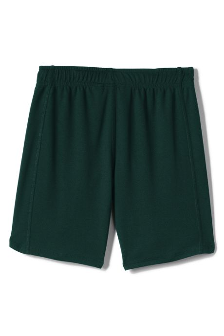 School Uniform Little Girls Mesh Shorts