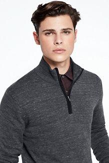 Men's Half-zip Mariner Henley Sweater