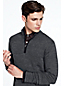 Men's Half-zip Mariner Henley Sweater