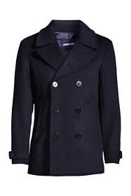 Men's Tall Wool Peacoat