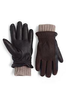 Men's Cuffed Gloves