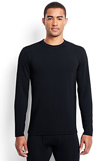 Thermaskin Natural Rundhals-Shirt für Herren
