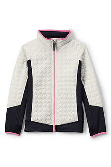 Girls' Primaloft Hybrid Jacket