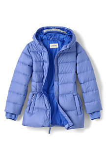 Girls' HyperDRY™ Skirted Down Parka