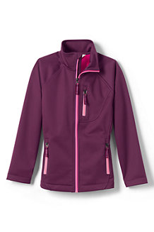 Girls' Softshell Jacket