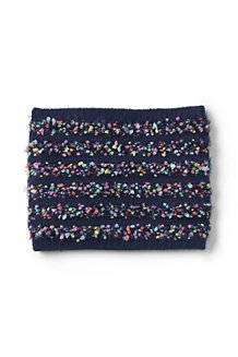 Girls' Striped Snood