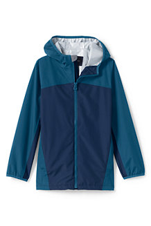 Boys' Waterproof Rain Jacket