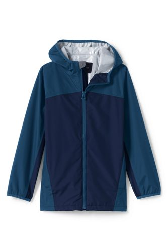 Little Boys' Waterproof Rain Jacket