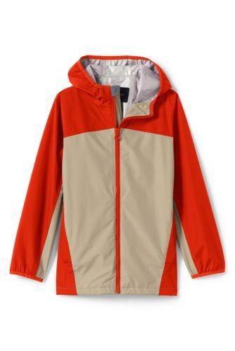 Boys' Waterproof Rain Jacket