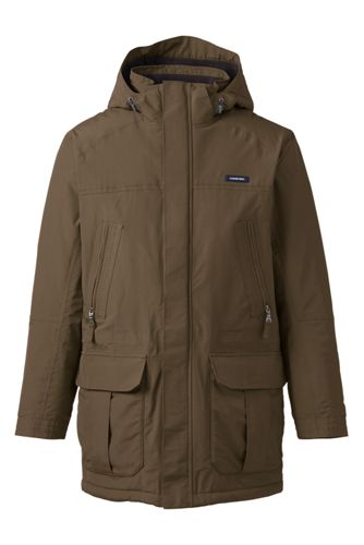Men's Insulated Squall Parka