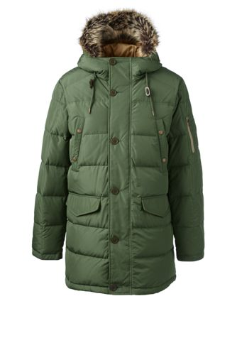 Men's Regular Down Parka