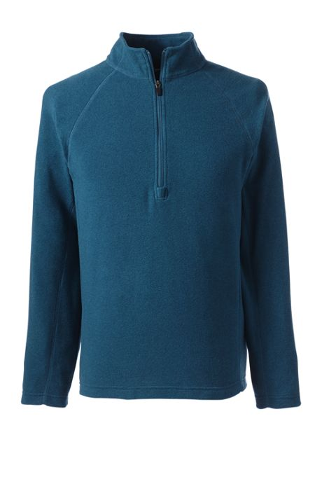 Men's Big Thermacheck 100 Half Zip Pullover