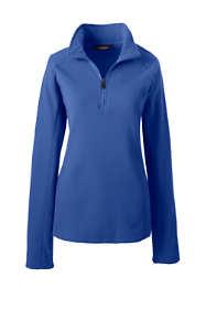 Women's Plus Size Thermacheck 100 Half Zip Fleece Pullover
