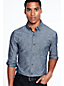 Men's Buttondown Chambray Shirt