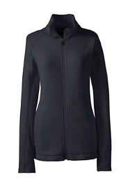 School Uniform Women's Plus Size Thermacheck 100 Fleece Jacket