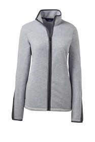 Women's Plus Size Fleece Jacket