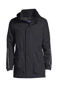 School Uniform Men's Outrigger Reflective Parka