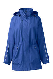 School Uniform Women's Outrigger Reflective Parka