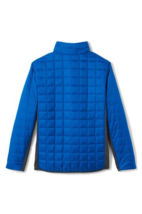 Men's Big Hybrid Fleece Jacket