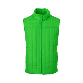 Land's End Men's Insulated Vest (Classic Green)