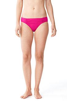 Le Bas de Bikini Taille mi-haute Veranda Floral Femme