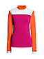 Women's Slim Fit Rash Guard Swim Tee